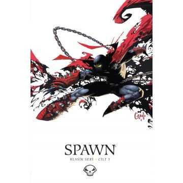 Arkabahçe - Spawn Klasik Seri Cilt 5