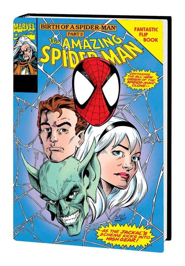Marvel - Spider-Man Clone Saga Omnibus Vol 1 HC