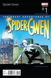 Marvel - Spider-Gwen # 1 Ramos Hip Hop Variant