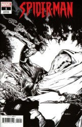 Marvel - Spider-Man # 1 Ramos Party Sketch Variant