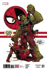Marvel - Spider-Man Deadpool # 31