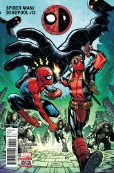 Marvel - Spider-Man Deadpool # 13
