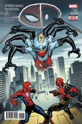 Marvel - Spider-Man Deadpool # 17