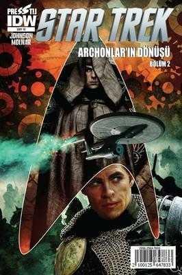 Presstij - Star Trek Sayı 10