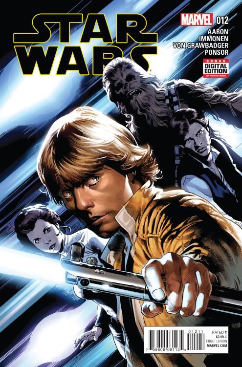 Marvel - Star Wars # 12