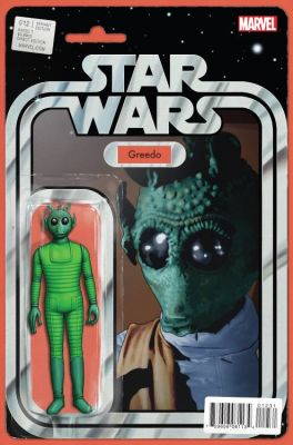 Star Wars # 12 Action Figure Variant