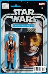 Marvel - Star Wars # 11 Action Figure Variant