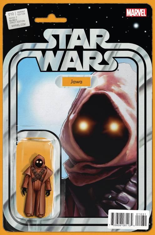 Marvel - Star Wars # 10 Action Figure Variant