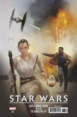 Star Wars # 73 Greatest Moments Variant