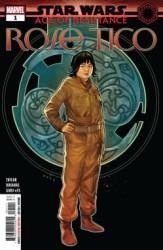 Marvel - Star Wars Age of Resistance Rose Tico # 1