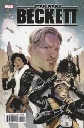 Marvel - Star Wars Beckett # 1 Dodson Variant