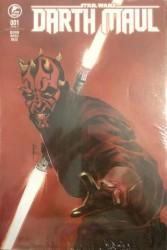 Çizgi Düşler - Star Wars Darth Maul Sayı 1