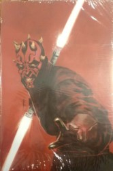 Çizgi Düşler - Star Wars Darth Maul Sayı 1 Virgin Kapak