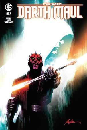 Çizgi Düşler - Star Wars Darth Maul Sayı 2