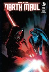 Çizgi Düşler - Star Wars Darth Maul Sayı 5