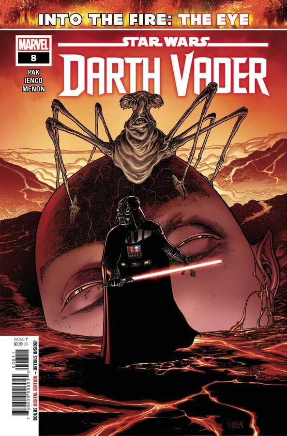 Marvel - Star Wars Darth Vader (2020) # 8