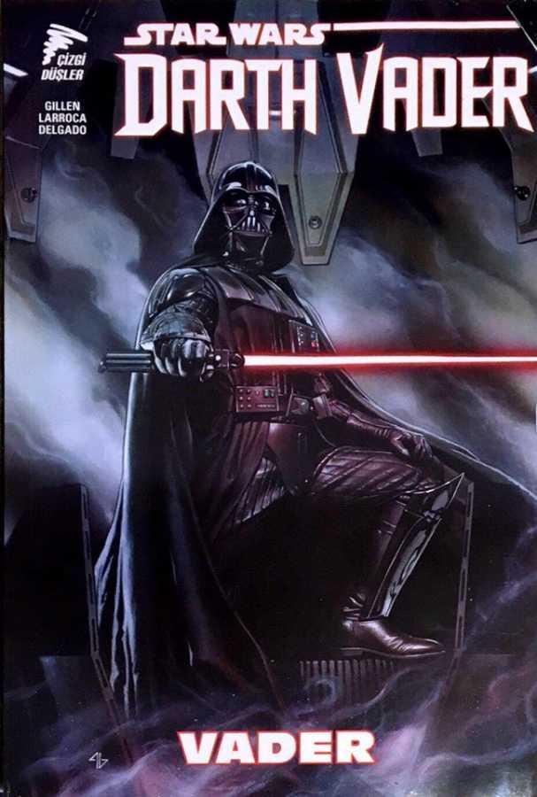 Çizgi Düşler - Star Wars Darth Vader Cilt 1 Vader
