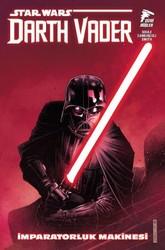 Çizgi Düşler - Star Wars Darth Vader Sith Kara Lordu Cilt 1 İmparatorluk Makinesi