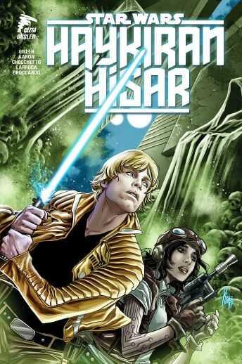 Çizgi Düşler - Star Wars Haykıran Hisar
