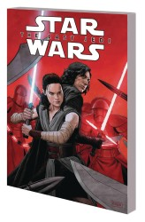 Marvel - Star Wars Last Jedi Adaptation TPB