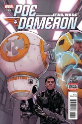 Marvel - Star Wars Poe Dameron # 6