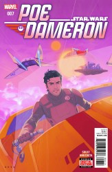 Marvel - Star Wars Poe Dameron # 7