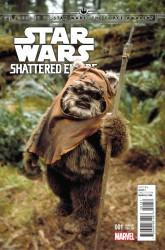 Marvel - Star Wars Shattered Empire # 1 Movie Variant