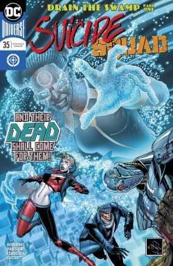 DC - Suicide Squad # 35