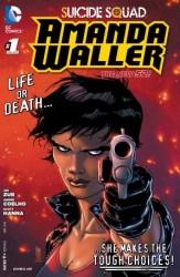 DC - Suicide Squad Amanda Waller (New 52) # 1