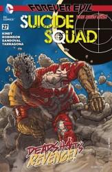DC - Suicide Squad (New 52) # 27