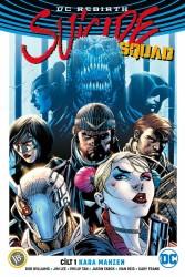 JBC Yayıncılık - Suicide Squad (Rebirth) Cilt 1 Kara Mahzen
