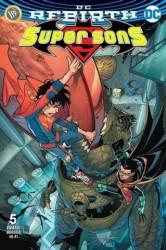 JBC Yayıncılık - Super Sons Sayı 5