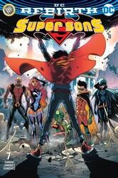 JBC Yayıncılık - Super Sons Sayı 7