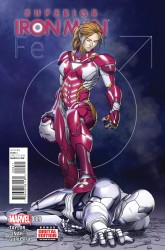 Marvel - Superior Iron Man # 9