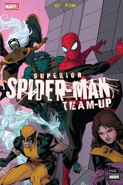 Marmara Çizgi - Superior Spider-Man Team-Up Sayı 1