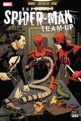 Marmara Çizgi - Superior Spider-Man Team-Up Sayı 8