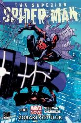 Marmara Çizgi - Superior Spider-Man Cilt 4 Zoraki Kötülük