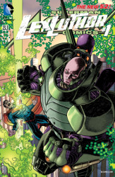 DC - Superman # 23.3 Lenticular Variant