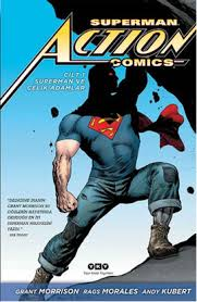 YKY - Superman Action Comics (Yeni 52) Cilt 1 Superman ve Çelik Adamlar