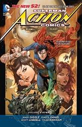 DC - Superman Action Comics (New 52) Vol 4 Hybrid TPB