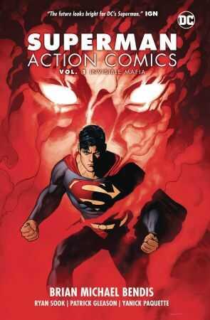 DC - Superman Action Comics Vol 1 Invisible Mafia TPB