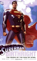 DC - Superman Birthright TPB