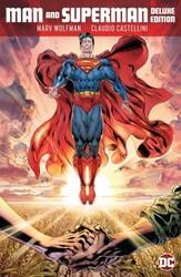DC - Superman Man And Superman HC