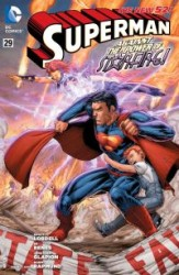 DC - Superman (New 52) # 29