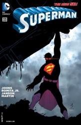 DC - Superman (New 52) # 33