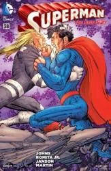 DC - Superman (New 52) # 38
