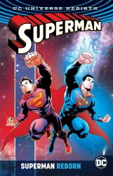 DC - Superman (Rebirth) Reborn TPB