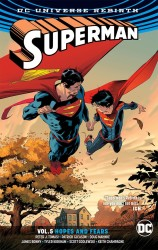 DC - Superman (Rebirth) Vol 5 Hopes And Fears TPB
