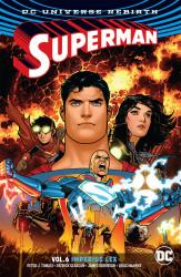 DC - Superman (Rebirth) Vol 6 Imperius Lex TPB