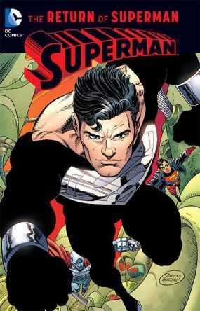 DC - Death Of Superman Vol 4 The Return of Superman TPB